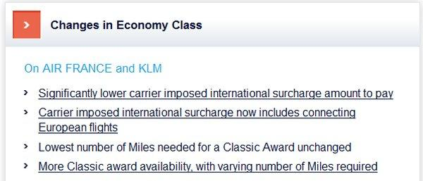 air-france-klm-flying-blue-enhancement-economy-changes