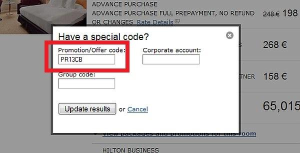 Special Rate Codes For Hilton Hotels Newatvs Info