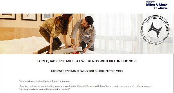hilton-hhonors-miles-more-quadruple-miles-weekend-stays