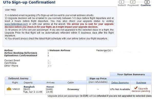 vietnam-option-town-display-price-confirm-confirmation
