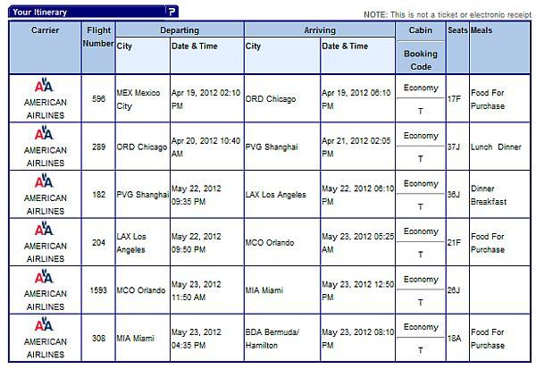 american-airlines-itinerary