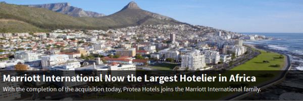 Marriott Africa Protea