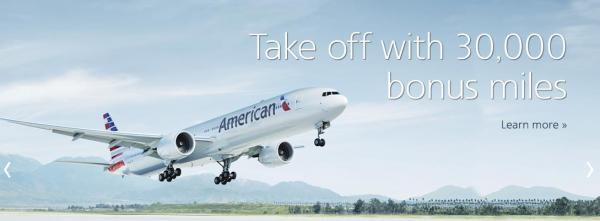 American Airlines Fall 2014 Transatlantic Bonus