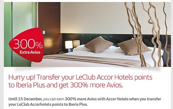 iberia-plus-avios-le-club-accorhotels-300-conversion-bonus