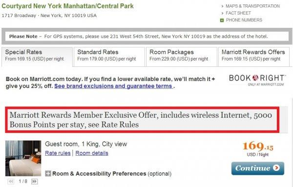 marriott-rewards-nyc-weekend-5000-bonus-points-courtyard-residence-inn-example
