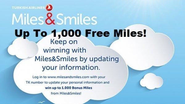 turkish-airlines-milessmiles-1000-free-miles