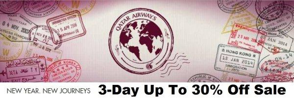qatar-airways-january-3-day-sale-up-to-30-off