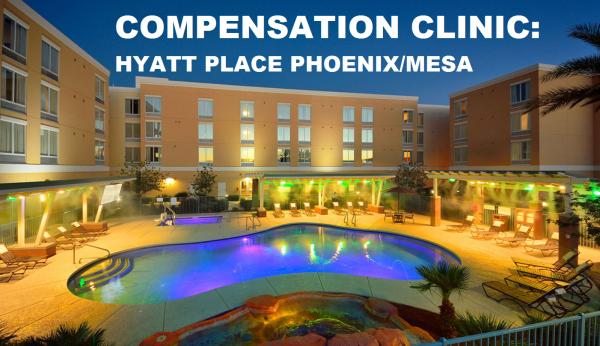 Compensation Clinic Hyatt Place Mesa Phoenix