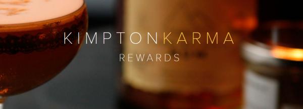 Kimpton Karma Rewards