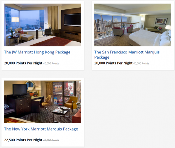 Marriott FlashPerks Week 1 July 17 2014 Hotel Deals 2