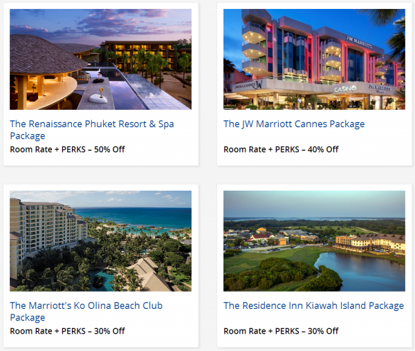 Marriott FlashPerks Week 2 July 24 2014 Hotel Deals 2