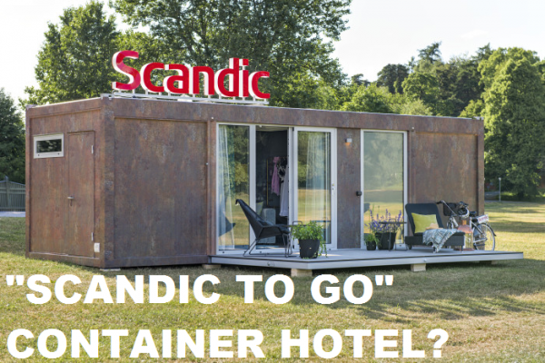 Scandic To Go Exterior