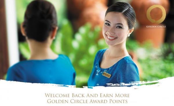 Shangri-La Golden Circle Welcome Back Promotion