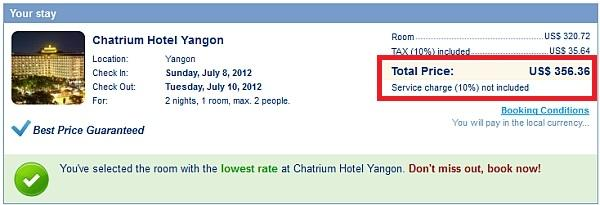 booking-com-yangon