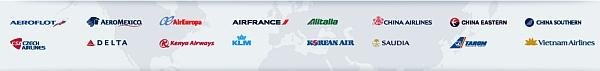 skyteam-logos