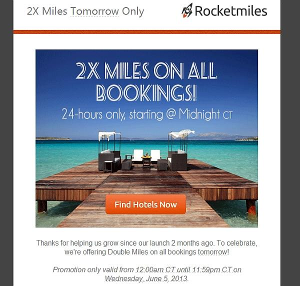 rocketmiles-double-miles-email