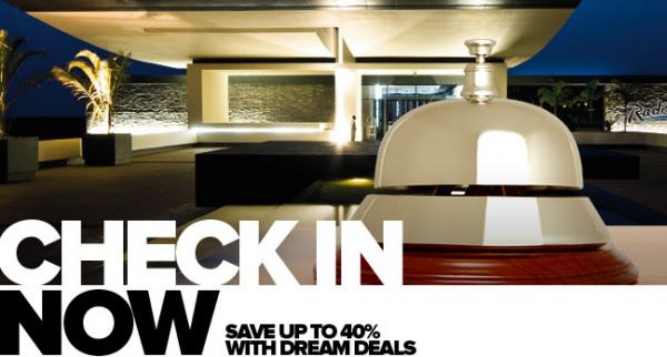 Club Carlson EMEA Radisson Blu & Park Inn Up To 40 Percent Off Sale
