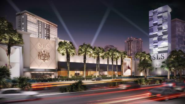 Hilton Curio SLS Las Vegas