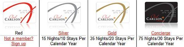 club-carlson-cards