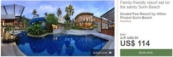 Hilton APAC Resort Sale 11