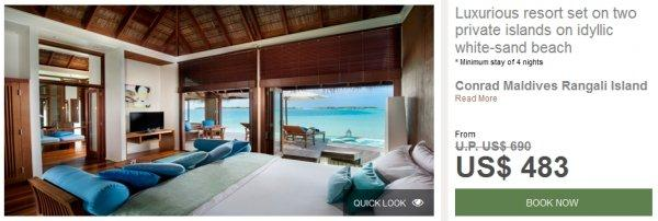 Hilton APAC Resort Sale 4