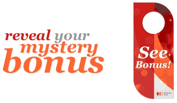 IHG Rewards Club March 2014 Buy Points Mystery Reveal