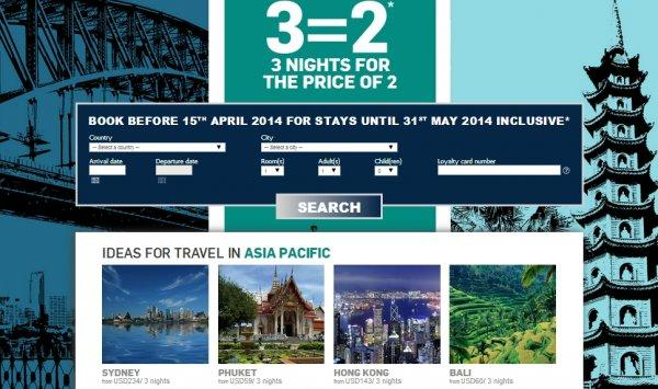 Le Club Accorhotels Asia Pacific