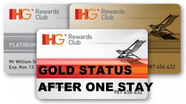 ihg-rewards-club-gold-status-after-one-stay