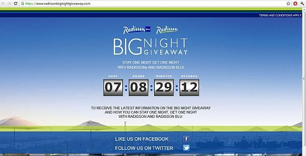radisson-big-night-giveaway