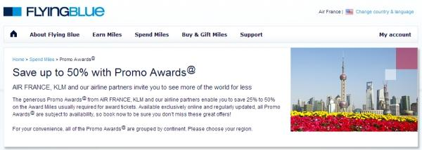 air-france-klm-promo-awards