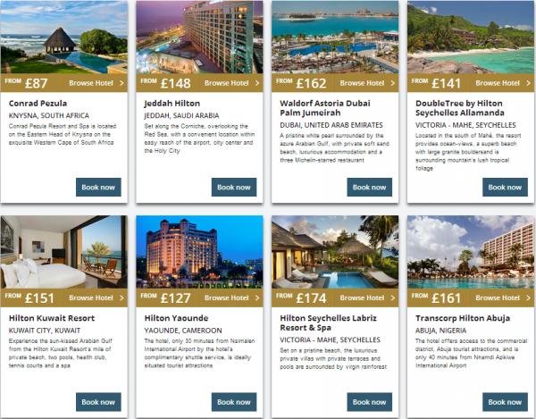 Hilton Middle East Summer Sale 2014 Properties 8