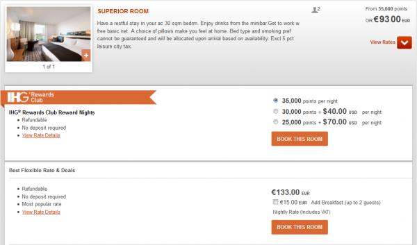 IHG Rewards Club Europe Summer Sale InterContinental Berlin All 1
