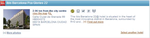 Le Club Accorhotels Ibis Spain Italy Portugal $59 June July August 2014 Ibis barcelona