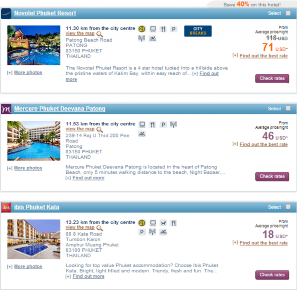 Le Club Accorhotels Thailand Resort 3 For 2 Triple Points Sale Phuket 2
