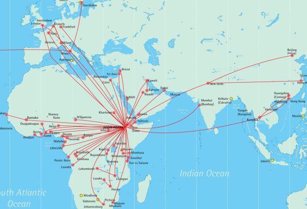 Ethiopian Routes