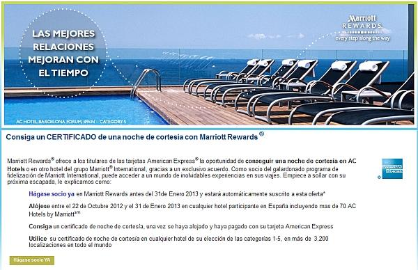 marriott-rewards-joining-offer-spain-amex