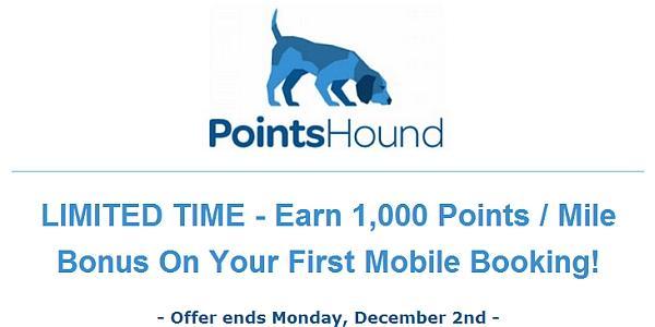 pointshound-mobile-booking-bonus