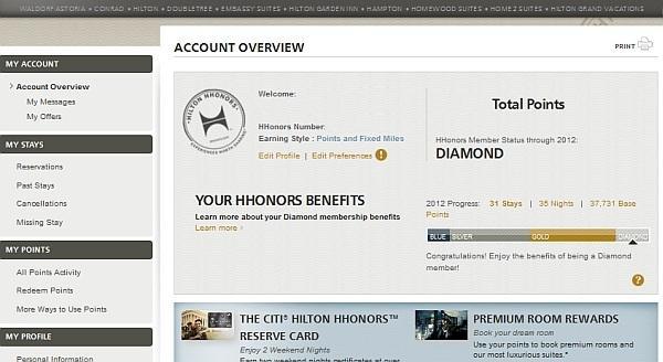 hilton-revamped-website