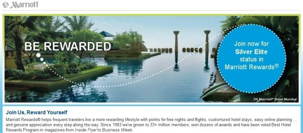 marriott-rewards-silver-sign-up-offer