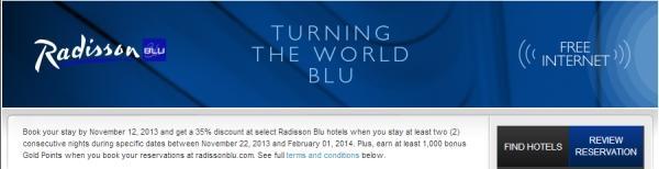 club-carlson-35-off-offer-radisson-blu