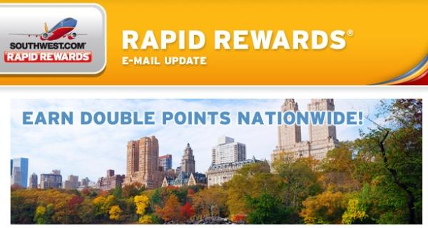 southwest-double-points-nationwide-fall-2013