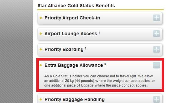 United Airlines Baggage Allowance