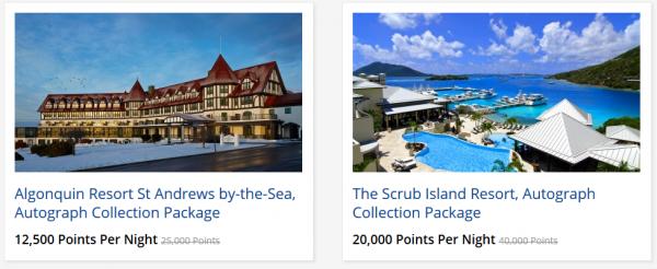 Marriott FlashPerks Week 12 Hotel Deals 4