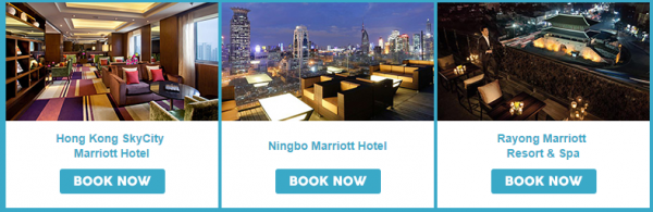 Marriott Rewards Asia Pacific East Drink Be Happy Hotels 3