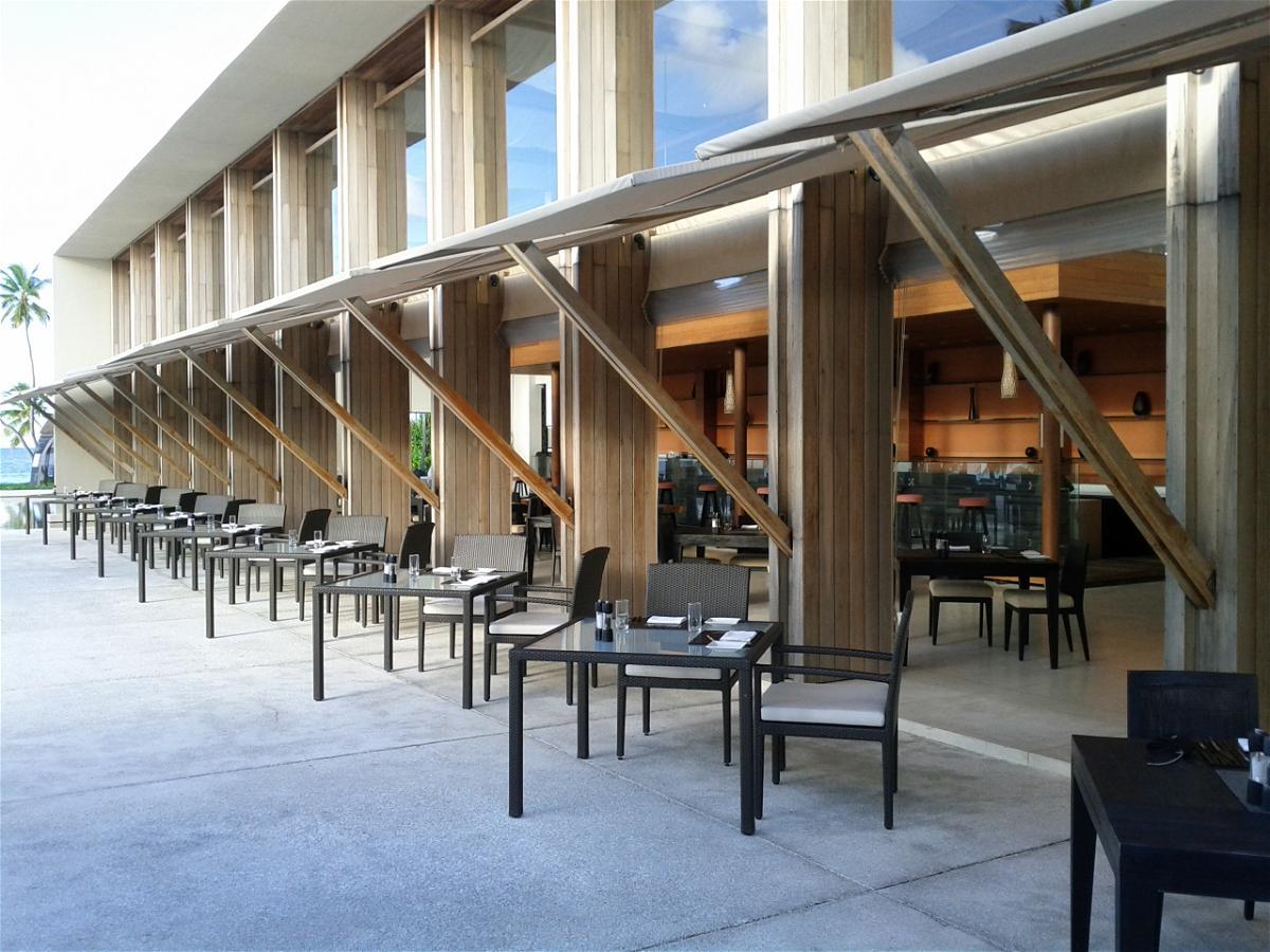 Park Hyatt Maldives Hadahaa Main Restaurant