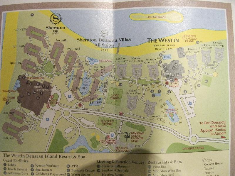 sheraton-fiji-resort-map
