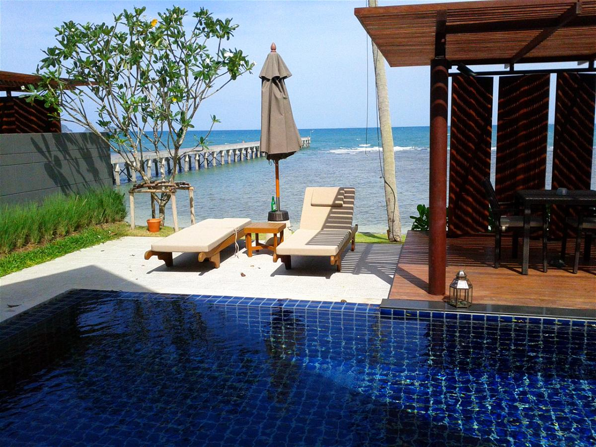 InterContinental Koh Samui Baan Taling Ngam Resort - Suite 510 View of the Sea