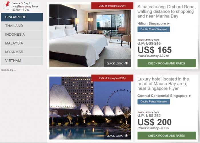 Hilton Asia Pacific Sales Southeast Asia