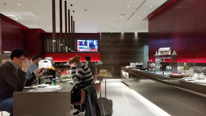 Air Canada Lounge T2