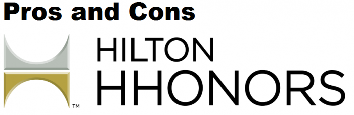 Pros and Cons Hilton HHonors